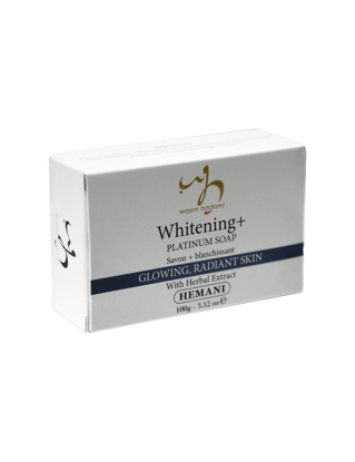 Whitening+ Platinum Soap
