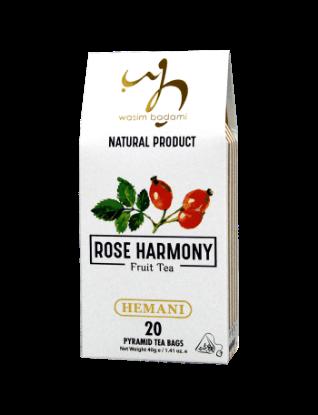 Rose Harmony Fruit Tea
