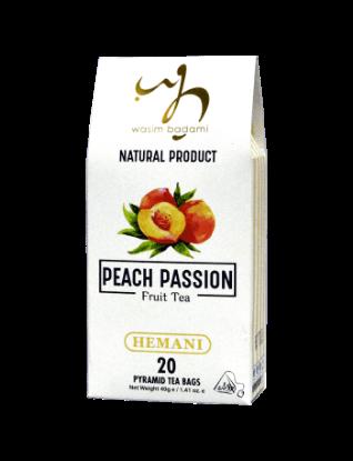 Peach Passion Fruit Tea