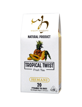 Tropical Twist Fruit Tea