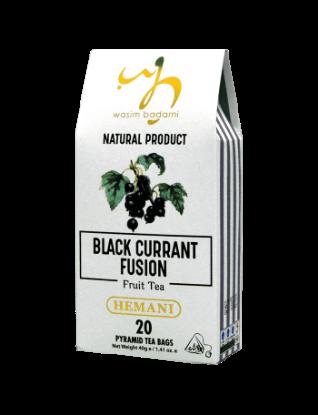 Black Currant Fusion Fruit Tea