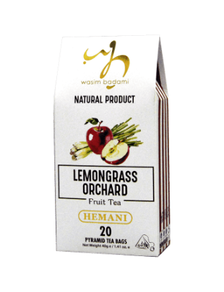 Lemongrass Orchard Fruit Tea