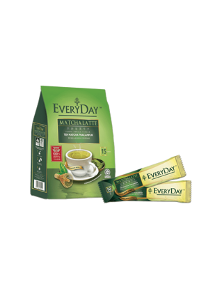 Every Day - Matcha Latte (Pack)
