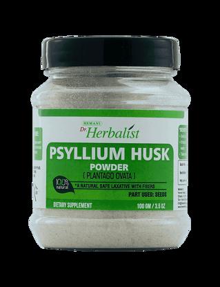 Dr. Herbalist Psylliun Powder 100 Gm