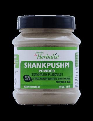 Dr. Herbalist Shankpushpi Powder 100 Gm