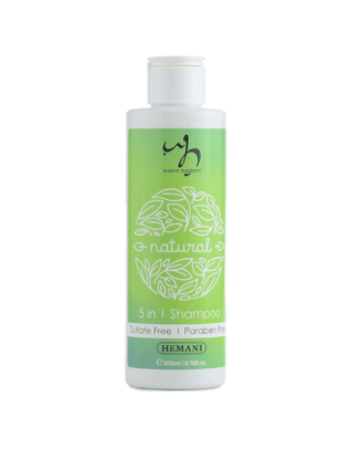 Natural 5 In 1 Shampoo