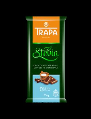 Stevia Milk Chocolate