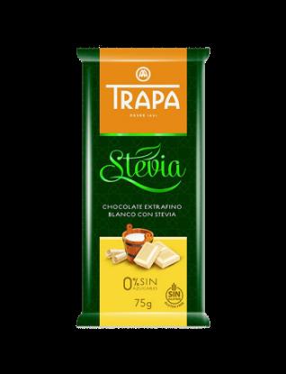 Stevia White Chocolate 75Gm