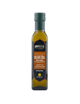 Hemani Extra Virgin Olive Oil With 4 Herbs