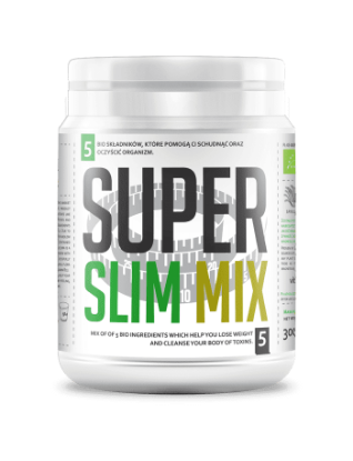 Bio Super Slim Mix 300Gm
