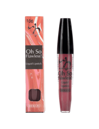 Oh So Flawless Liquid Lipstick