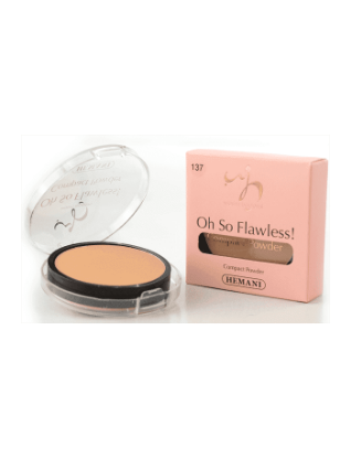 Oh So Flawless Compact Powder