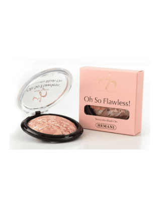 Oh So Flawless Terracotta Blush On
