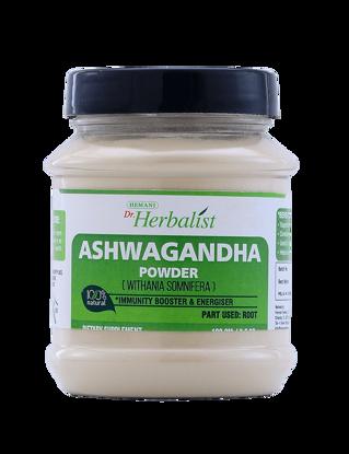 Picture of Dr. Herbalist Ashwaganda Powder 100 Gm
