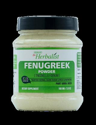 Picture of Dr. Herbalist Fenugreek Powder