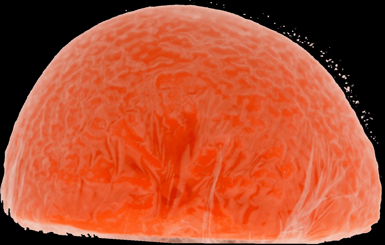 Fruit Soap Half Orange