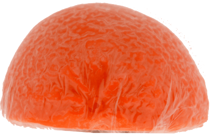 Fruit Soap Half Orange
