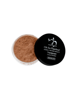 WB by Hemani OH SO FLAWLESS TRANSLUCENT LOOSE POWDER