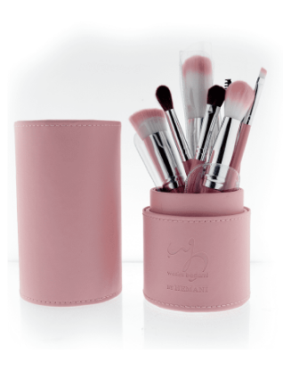 WB by Hemani Makeup Brushes Set