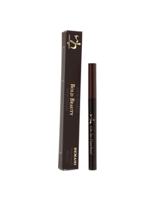 Oh So Flawless! Bold Beauty Skinny Eyeliner in BROWN