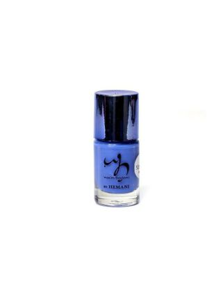 Picture of Nail Polish Mirror Metallic Blue