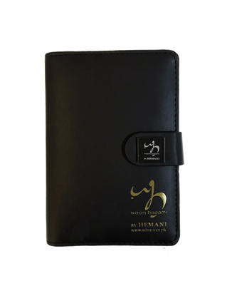 Picture of Wb Notebook With Clip