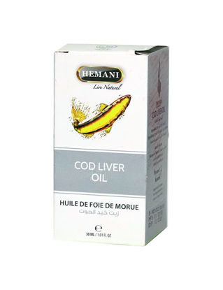 Picture of Cod Liver Oil 30ml