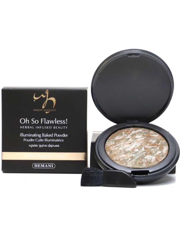 Herbal Infused Beauty Illuminating Baking Powder 219 pearlescent