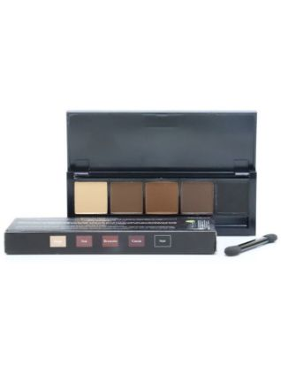 herbal infused beauty brow palette
