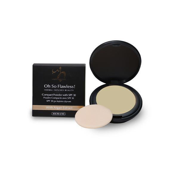 herbal infused beauty compact powder 226 vanilla wafer