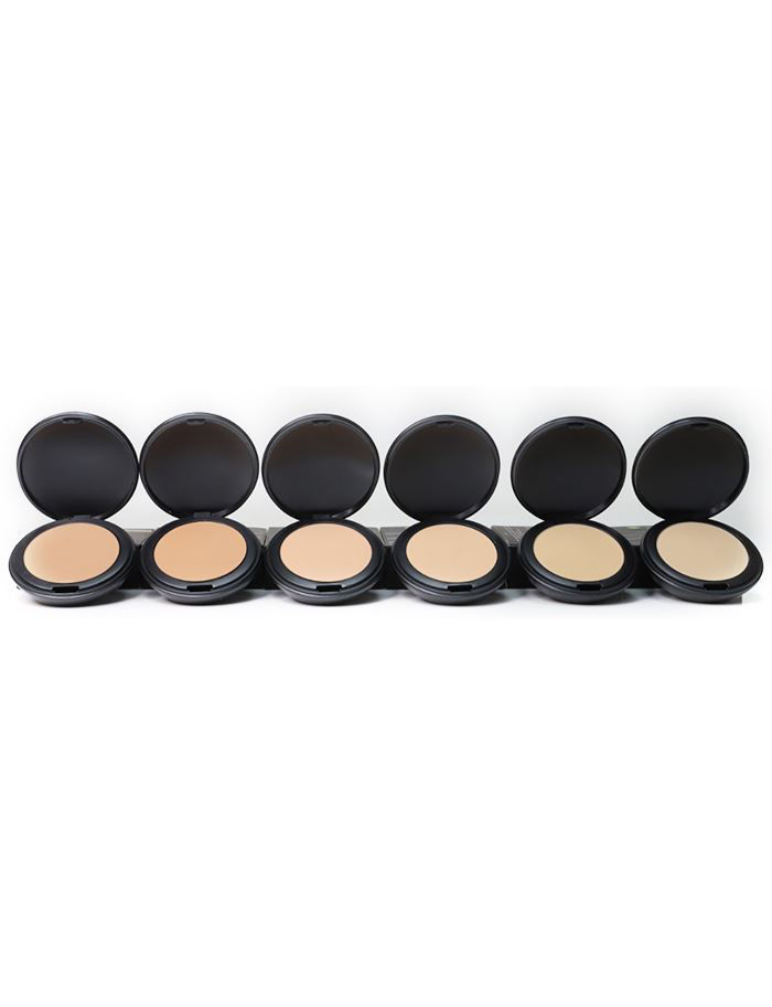 herbal infused beauty compact powder SPF30