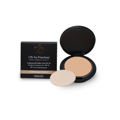 HERBAL INFUSED BEAUTY Compact Powder 230 Rich Honey