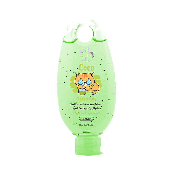 WB by Hemani Kids Sanitizer hand sanitizer 65ml - Coco
