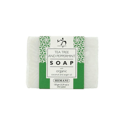 Tea Tree & Peppermint Organic Soap