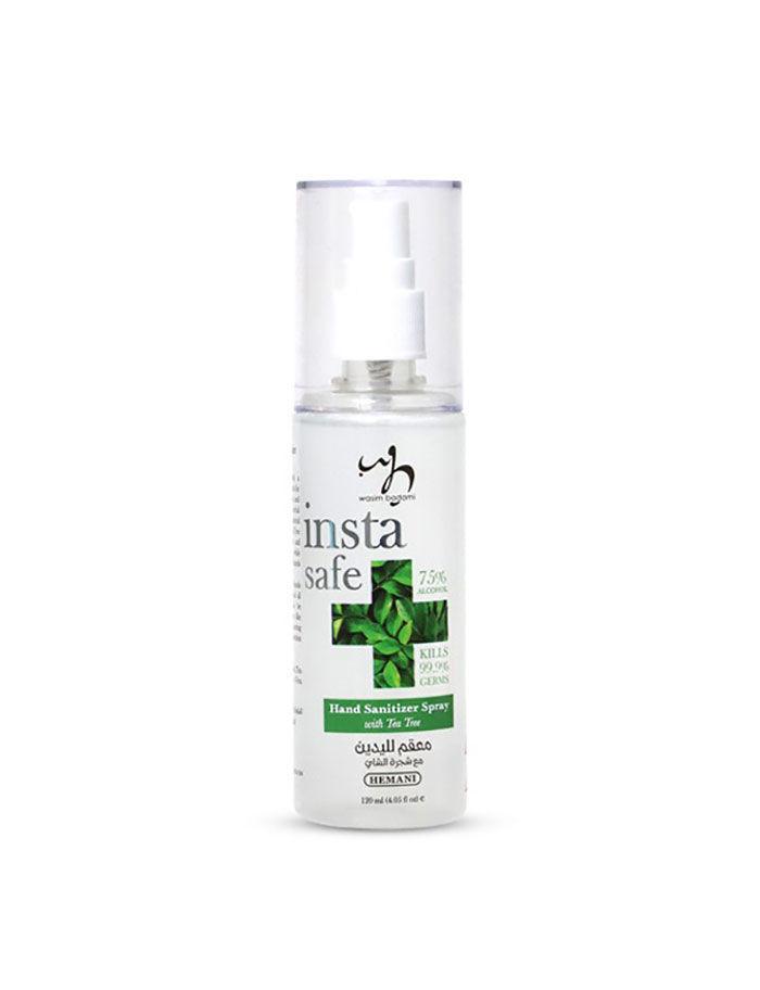 120 ml hand Sanitizer Spray