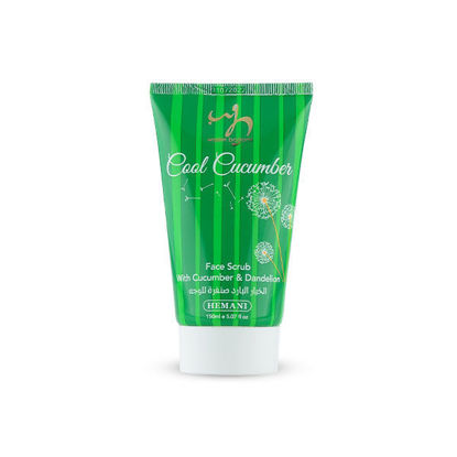 Cool Cucumber Face Scrub