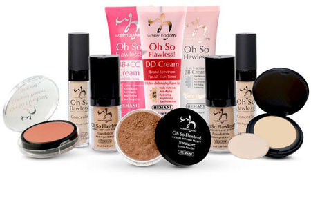 Picture for category Compact Powders