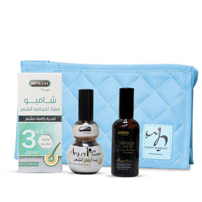 WB by Hemani Hemani Hair Treatment Kit