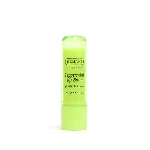Hemani Peppermint Lip Balm 6ml