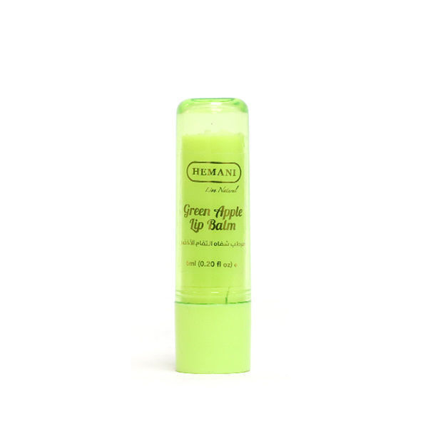 Hemani Green Apple Lip Balm 6ml