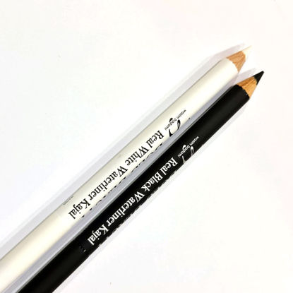 bold beauty real waterliner kajals - black-and-white