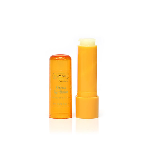 Hemani Herbal Citrus Lip Balm 6ml
