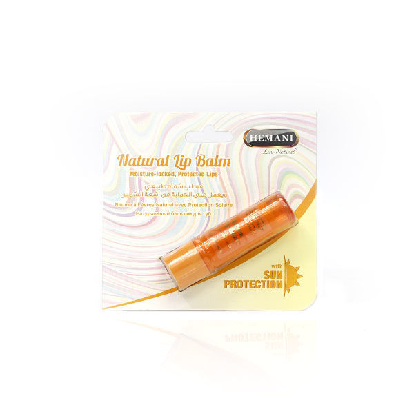 Hemani Natural Lip Balm 6ml