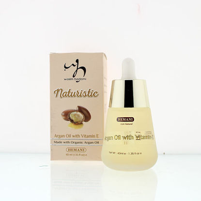 Naturistic Argan Oil