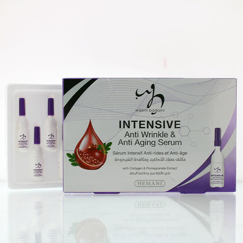 Intensive Anti Wrinkle & Anti Aging Serum