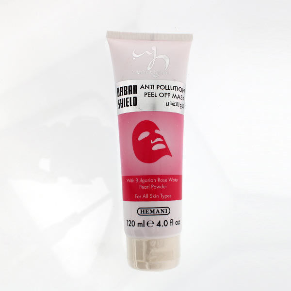 WB by HEMANI URBAN SHIELD Anti Pollution Peel Off Face Mask