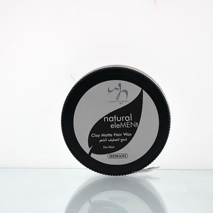Natural ELEMENT Clay Matte Hair Wax