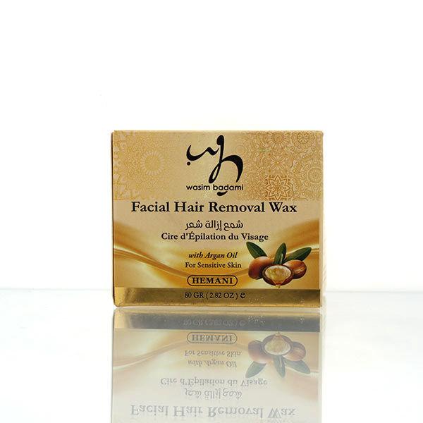 Facial Hair Removal Wax