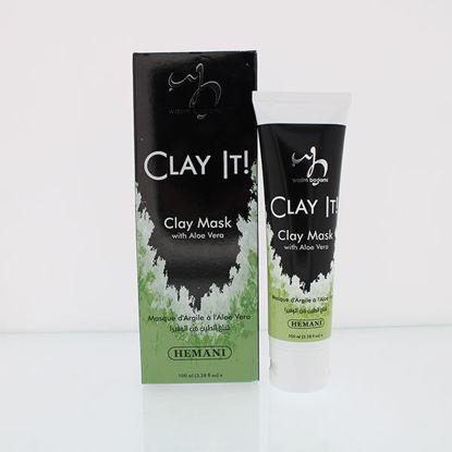 WB - Clay Mask with Aloe Vera