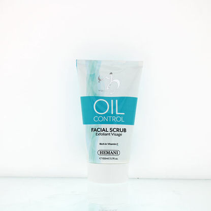 Oil Control Facial Scrub
